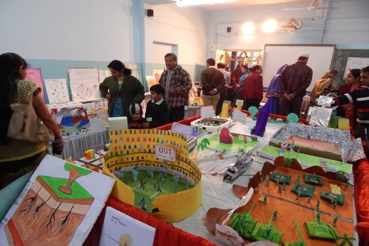 Sica Senior Secondary School No 2-Exhibition