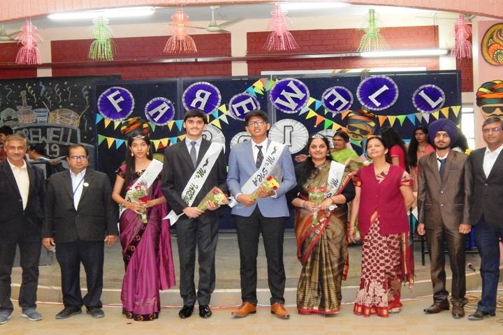 Sica Senior Secondary School No 2-Farewell