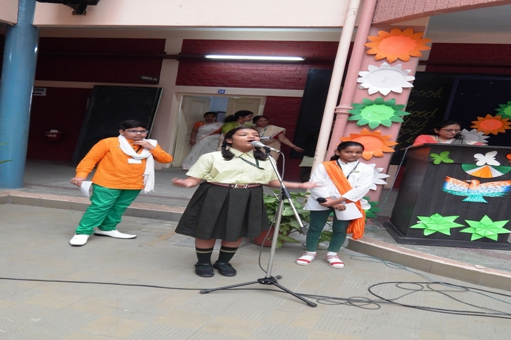 Sica Senior Secondary School No 2-Independence Day