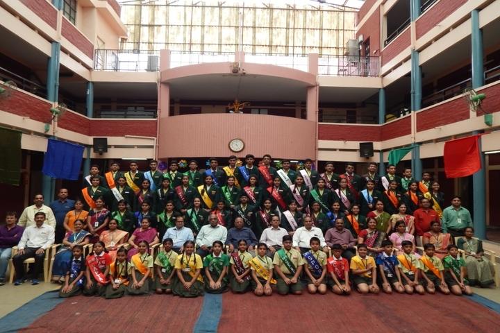 Sica Senior Secondary School No 2-Investiture Ceremony