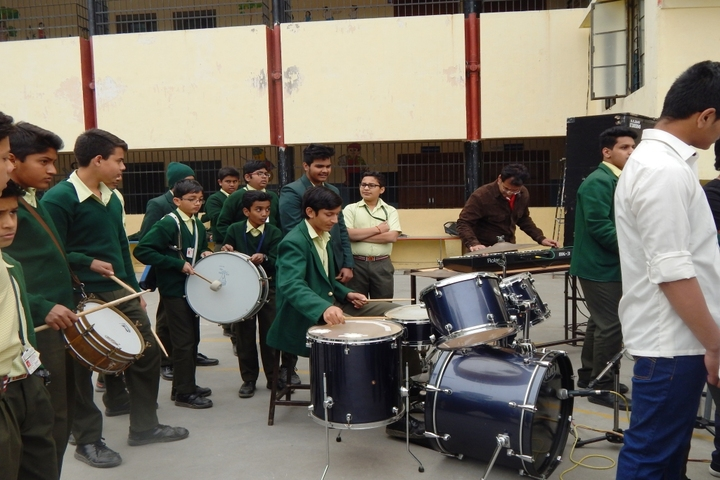 Sica Senior Secondary School No 2-School Band