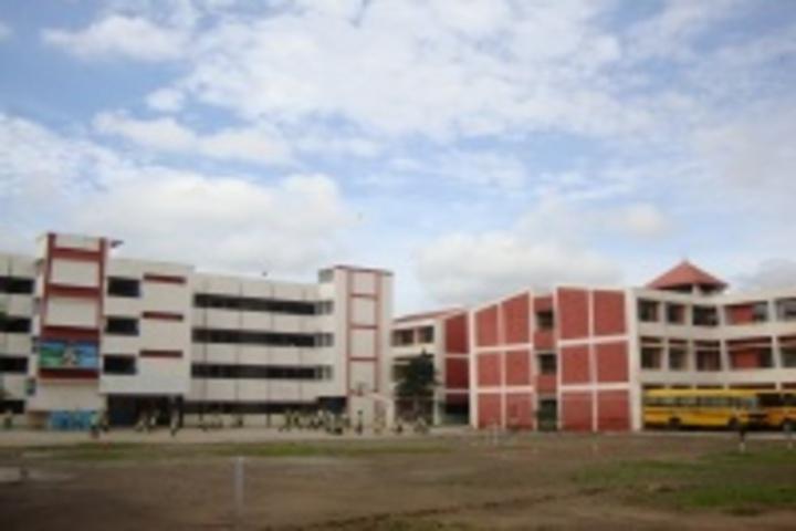 Sica Senior Secondary School No 2-School Building