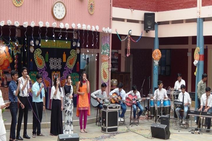 Sica Senior Secondary School No 2-Teachers Day Celebrations