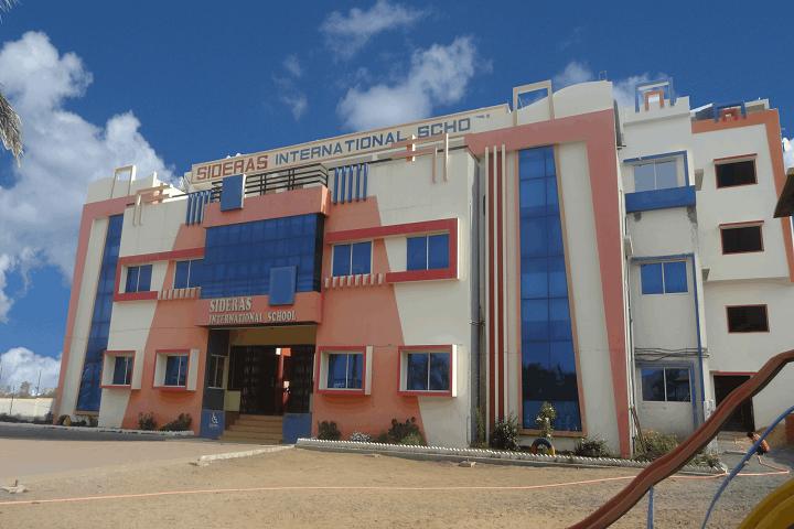 Sideras International School-Campus-View