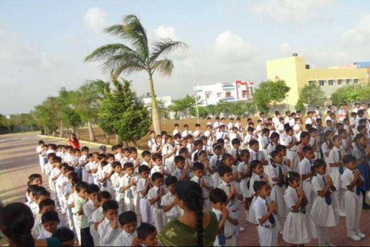 Sideras International School-Assembly