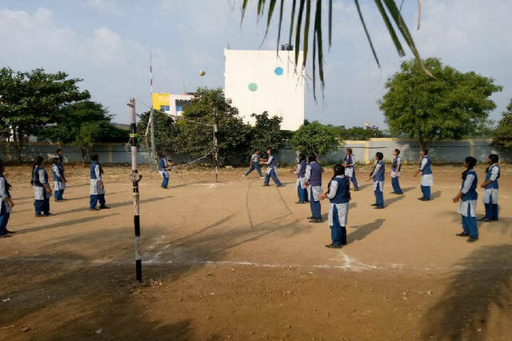 Sideras International School-Sports