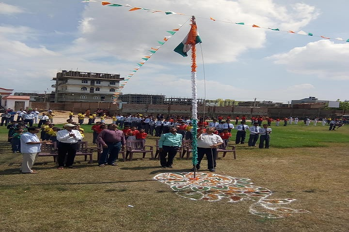 Blue Bells Academy-Events republic day