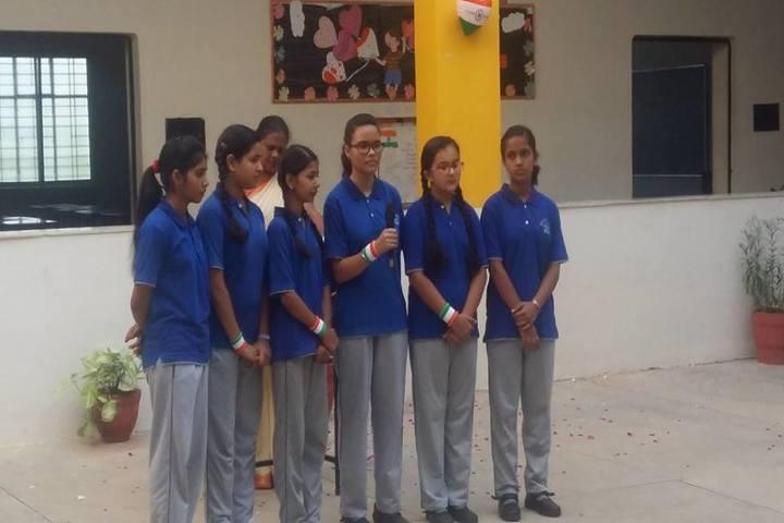 Silver Bells School-Group Song