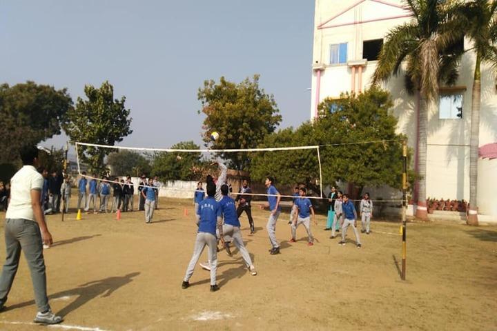 Silver Bells School-Play Area