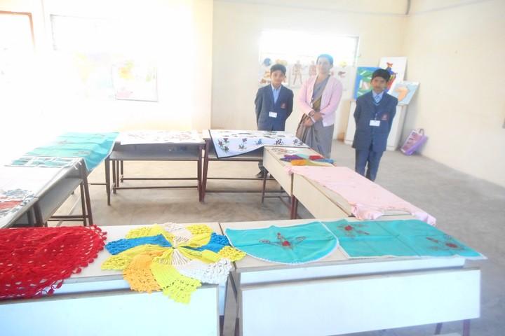 Sit Public School-Art And Craft