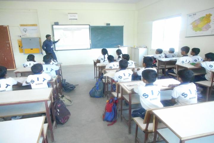 Sit Public School-Smart Class Room