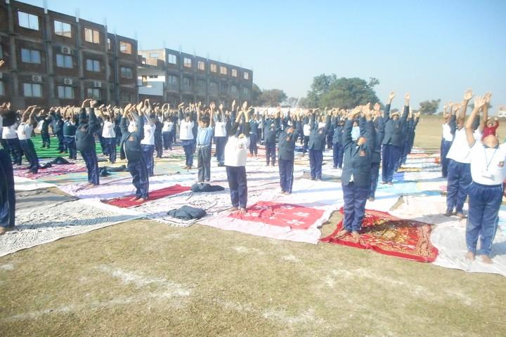 Sit Public School-Yoga