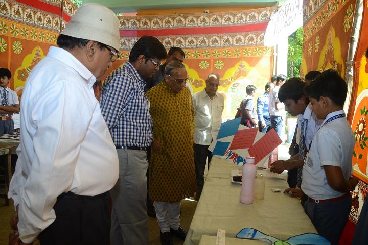 Smt Kamla Saklecha Gyan Mandir-Exhibition
