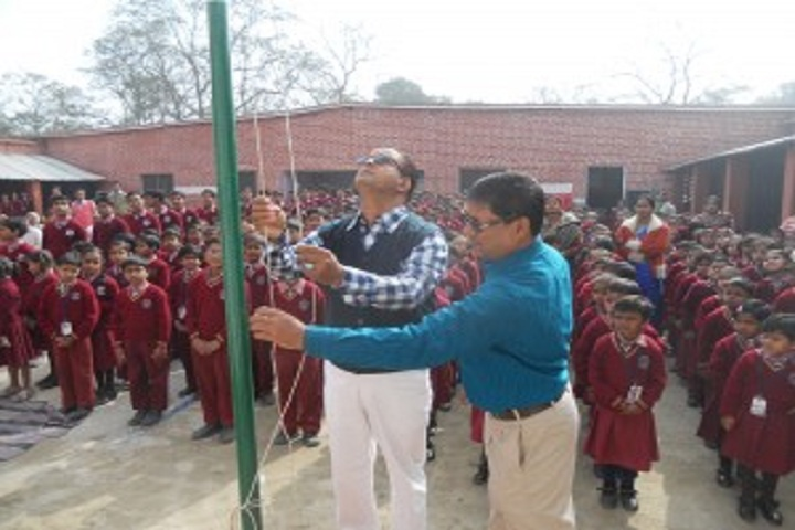 Blue Sky Public School-Republic Day