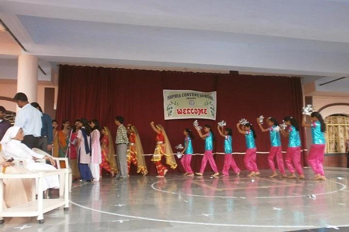 Sophia Convent Senior Secondary School-Dance