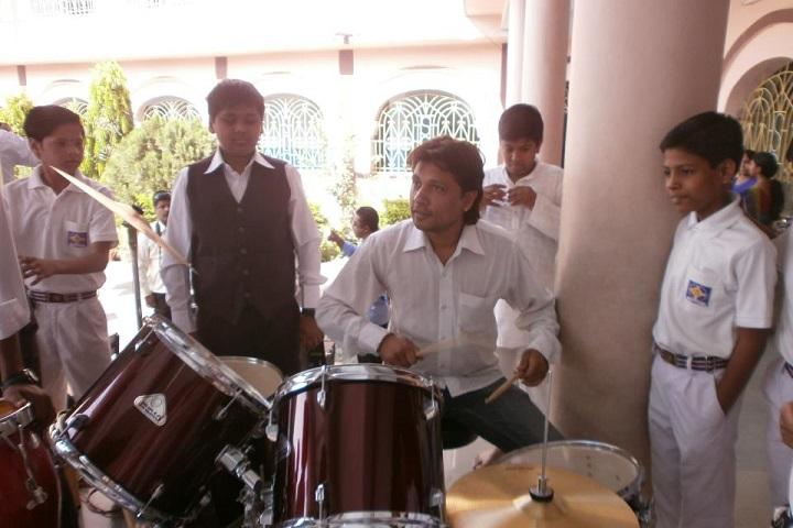Sophia Convent Senior Secondary School-Music