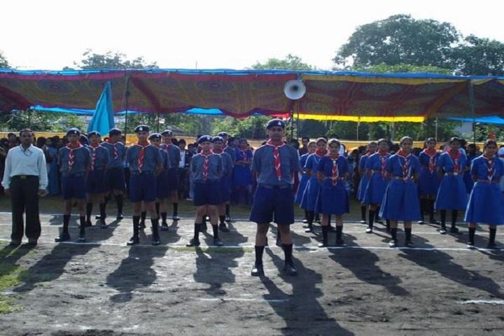 Sophia Convent Senior Secondary School-NCC