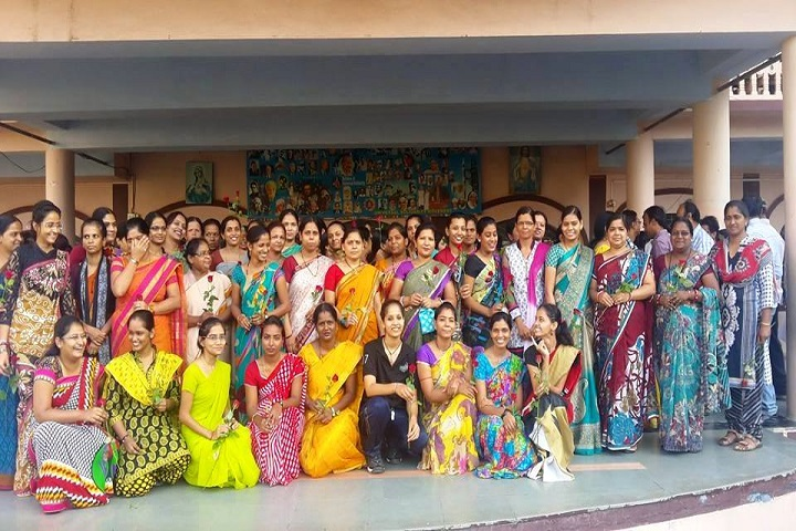 Sophia Convent Senior Secondary School-Teachers