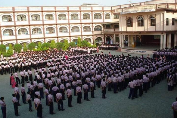 Sophia Convent Senior Secondary School-Assembly