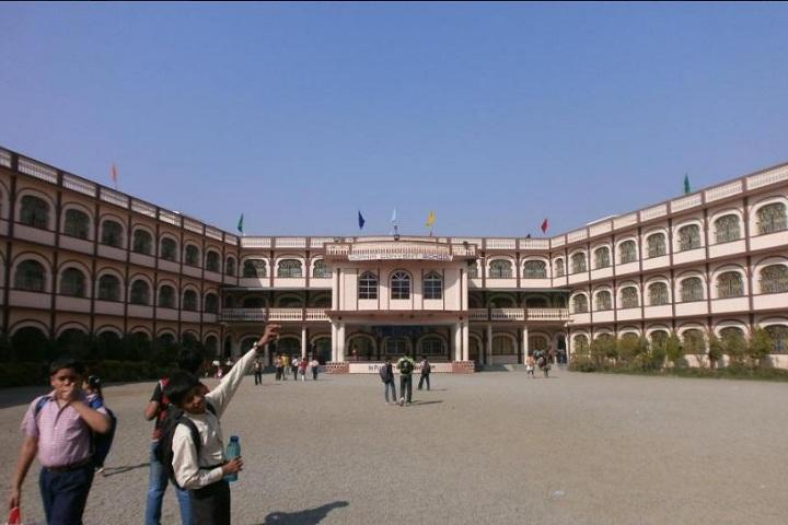Sophia Convent Senior Secondary School-School Building