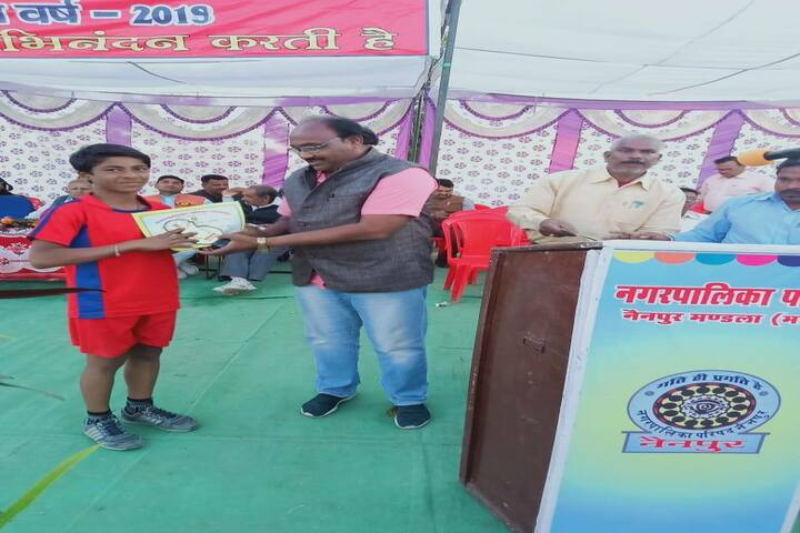 South East Central Railway Mixed Higher Secondary School-Prize Distribution