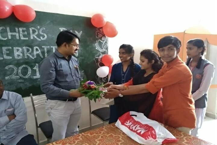 South East Central Railway Mixed Higher Secondary School-Teachers Day Celebrations