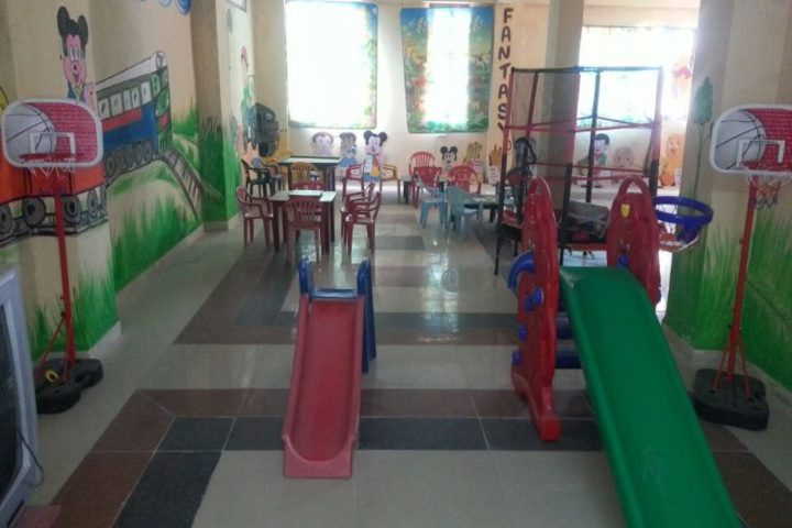 Spring Valley Public School-Play Room