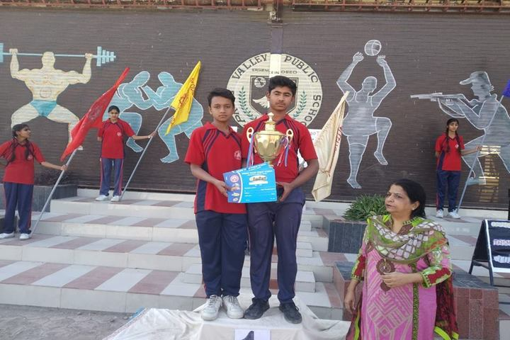 Spring Valley Public School-Prize Distribution