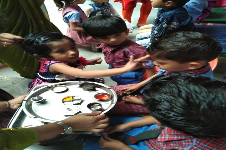 Spring Valley Public School-Rakhi Celebrations