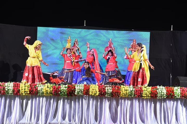 Springdales Senior Secondary School-Annual Day