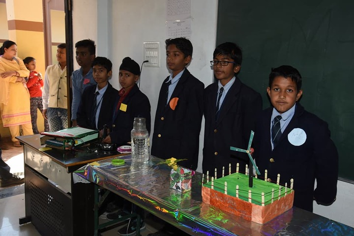 Springdales Senior Secondary School-Exhibition