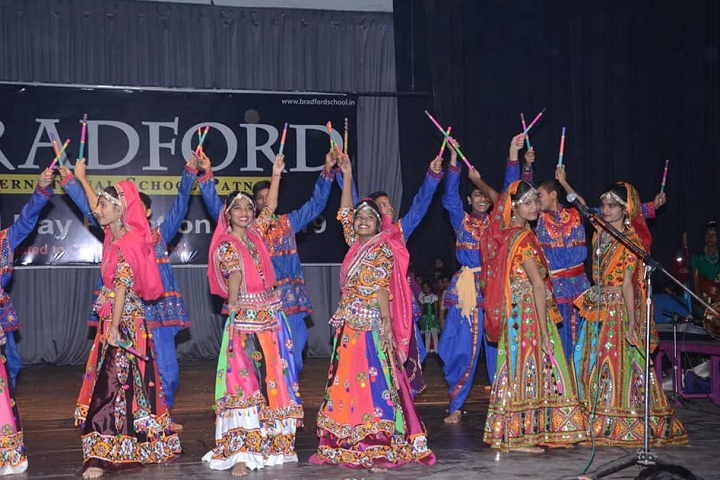 Bradford International School-Dance