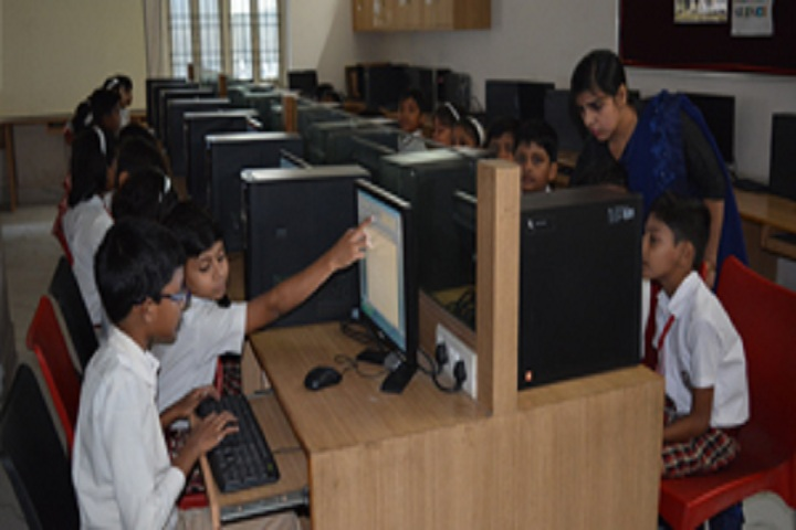 Bradford International School-IT Lab