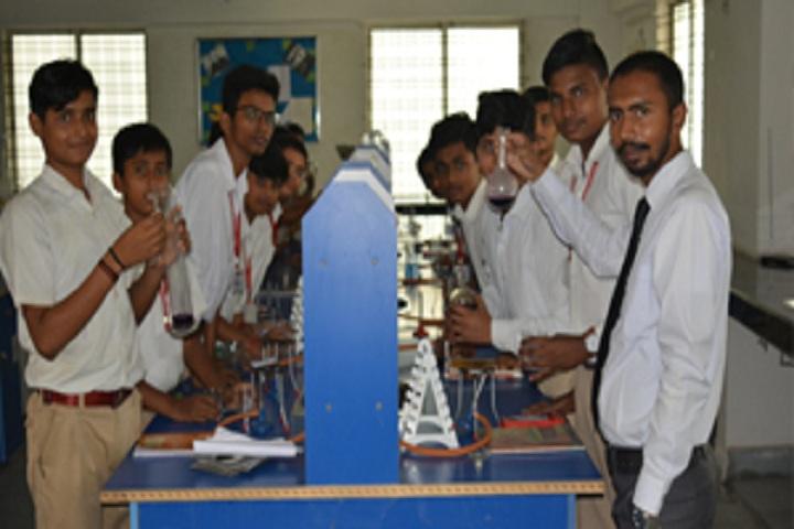 Bradford International School-Laboratory