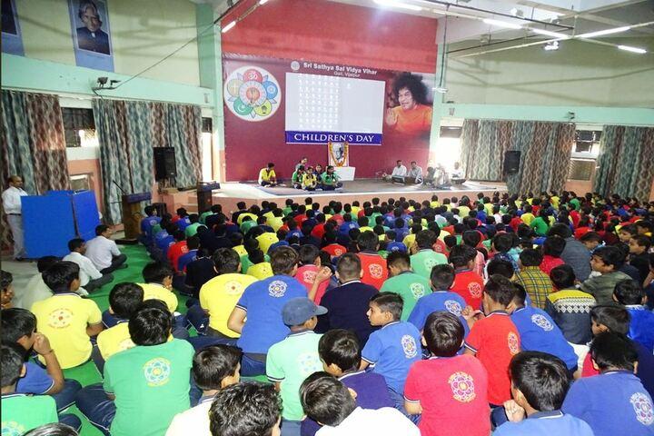 Sri Sathya Sai Vidya Vihar-Childrens Day Celebrations