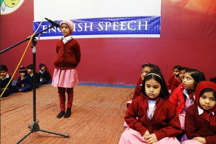 Sri Sathya Sai Vidya Vihar-English Speech