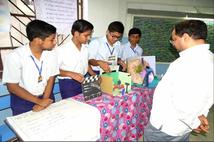 Sri Sathya Sai Vidya Vihar-Experimental Learning