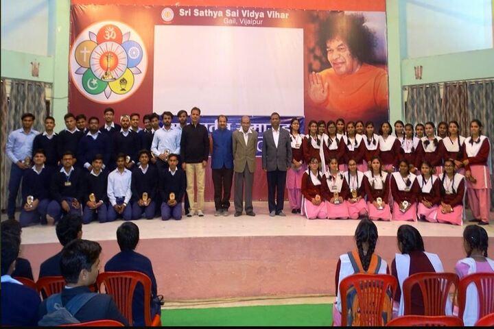 Sri Sathya Sai Vidya Vihar-Farewell