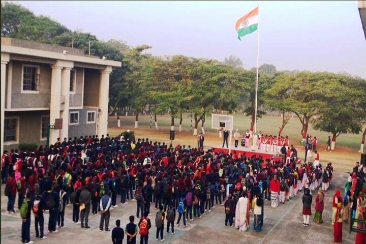 Sri Sathya Sai Vidya Vihar-Republic Day Celebrations