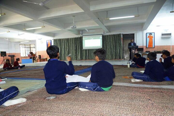 Sri Sathya Sai Vidya Vihar-Workshop