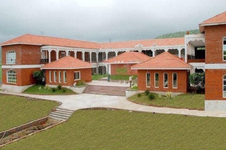 Sri Sri Ravishankar Vidya Mandir-School Building