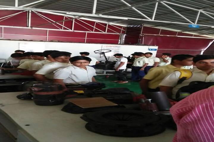 Sri Sri Ravishankar Vidya Mandir-Field Trip