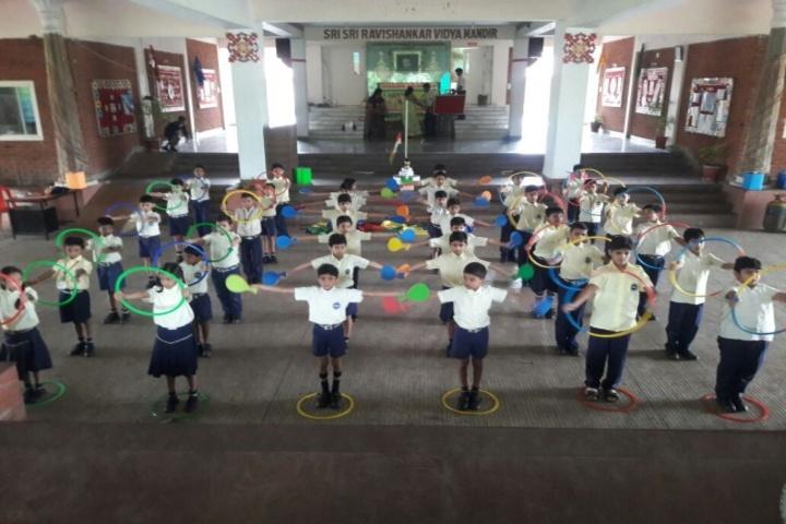 Sri Sri Ravishankar Vidya Mandir-Fun Time