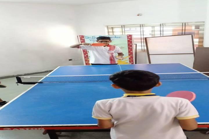 Sri Sri Ravishankar Vidya Mandir-Indoor Games
