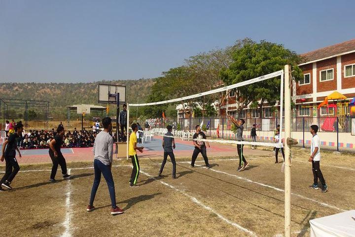 Sri Sri Ravishankar Vidya Mandir-Sports