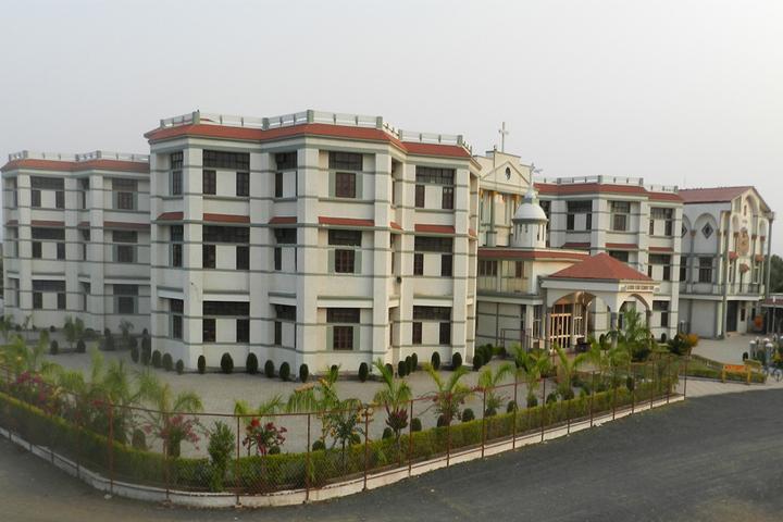 St  Aloysius Senior Secondary School-School Building