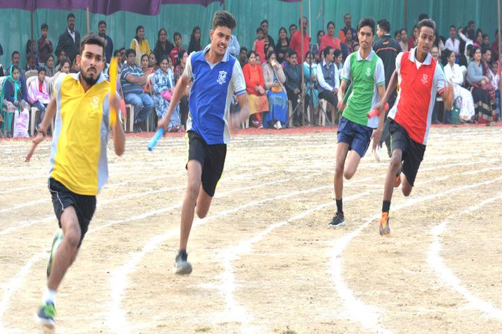 St  Aloysius Senior Secondary School-Sports