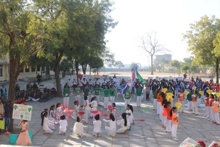 St Annes Higher Secondary School-Cultural Activity