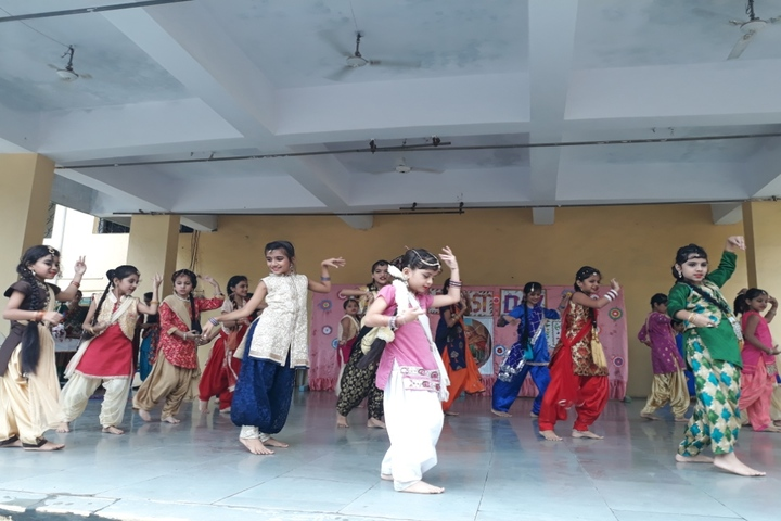 St Annes Higher Secondary School-Dance