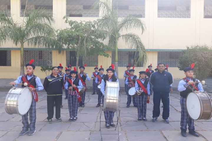 St Annes Higher Secondary School-School Band